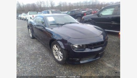 2015 Chevrolet Camaro LS Coupe for sale 101436925