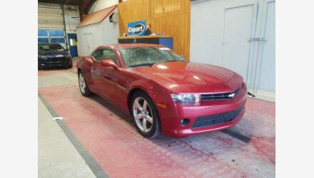 2015 Chevrolet Camaro LT Coupe for sale 101437831