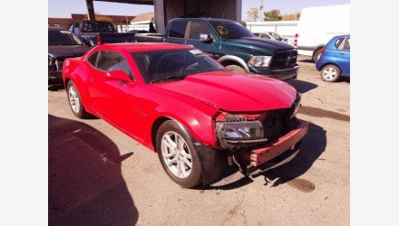 2015 Chevrolet Camaro LS Coupe for sale 101438594