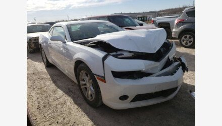 2015 Chevrolet Camaro LT Coupe for sale 101438689