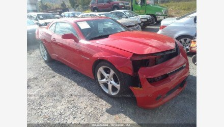 2015 Chevrolet Camaro LT Coupe for sale 101438761