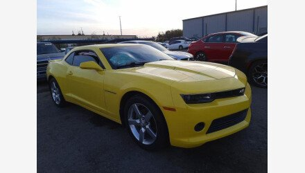2015 Chevrolet Camaro LT Coupe for sale 101439312