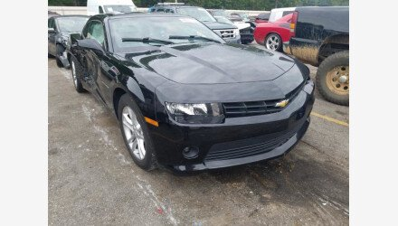 2015 Chevrolet Camaro LT Coupe for sale 101440063