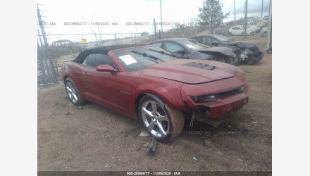 2015 Chevrolet Camaro SS Convertible for sale 101440135