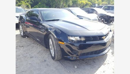 2015 Chevrolet Camaro LS Coupe for sale 101440571