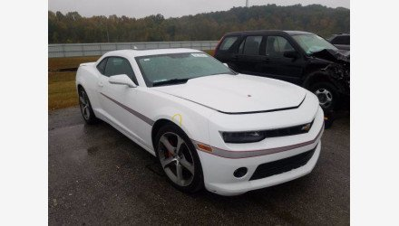 2015 Chevrolet Camaro LT Coupe for sale 101440603