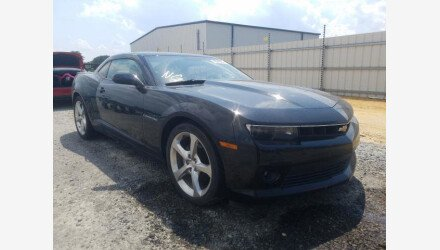 2015 Chevrolet Camaro LT Coupe for sale 101442747