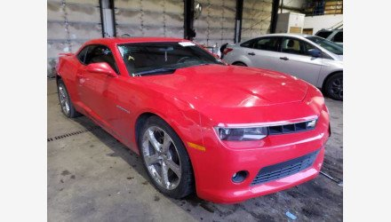 2015 Chevrolet Camaro LT Coupe for sale 101443366