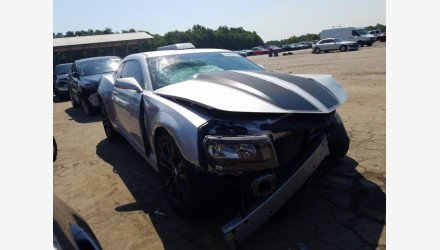 2015 Chevrolet Camaro LT Coupe for sale 101449793