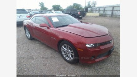 2015 Chevrolet Camaro LT Coupe for sale 101451939