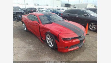 2015 Chevrolet Camaro LT Coupe for sale 101454957