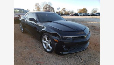 2015 Chevrolet Camaro LT Coupe for sale 101460918