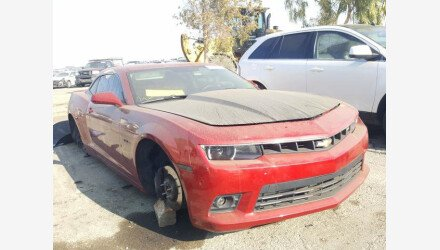 2015 Chevrolet Camaro SS Coupe for sale 101463287