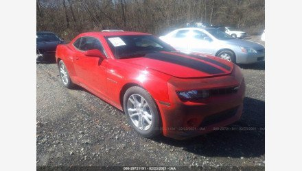 2015 Chevrolet Camaro LS Coupe for sale 101464540