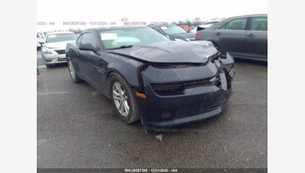 2015 Chevrolet Camaro LS Coupe for sale 101464812