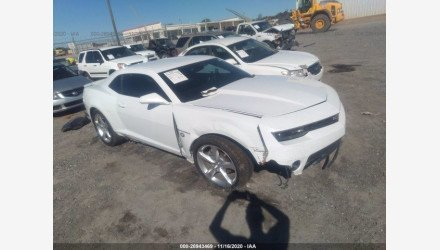 2015 Chevrolet Camaro LT Coupe for sale 101464901