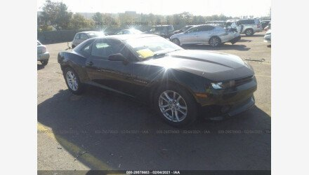 2015 Chevrolet Camaro LS Coupe for sale 101465180