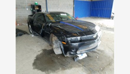2015 Chevrolet Camaro LS Coupe for sale 101468109