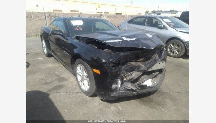 2015 Chevrolet Camaro LT Coupe for sale 101480652