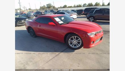 2015 Chevrolet Camaro LS Coupe for sale 101488515