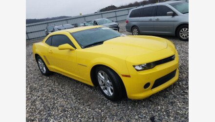 2015 Chevrolet Camaro LS Coupe for sale 101489819
