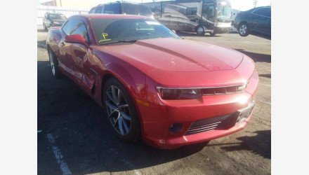 2015 Chevrolet Camaro LT Coupe for sale 101490431