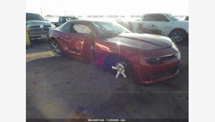 2015 Chevrolet Camaro LT Coupe for sale 101491991