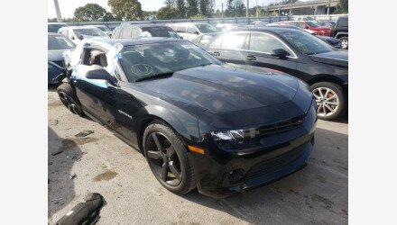2015 Chevrolet Camaro LT Coupe for sale 101493170