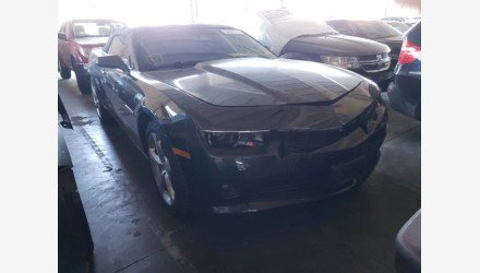 2015 Chevrolet Camaro LT Convertible for sale 101493175