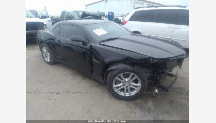 2015 Chevrolet Camaro LS Coupe for sale 101493352
