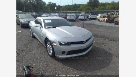 2015 Chevrolet Camaro LS Coupe for sale 101494397