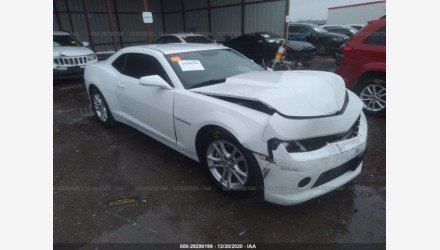 2015 Chevrolet Camaro LS Coupe for sale 101494402