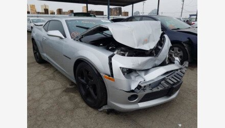 2015 Chevrolet Camaro LT Coupe for sale 101497576