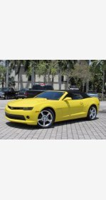 2015 Chevrolet Camaro for sale 101500147