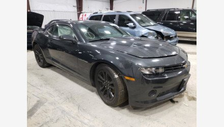 2015 Chevrolet Camaro LS Coupe for sale 101504641