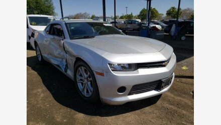 2015 Chevrolet Camaro LS Coupe for sale 101504661