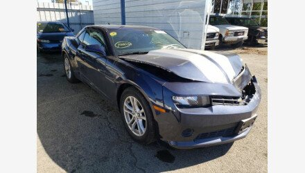 2015 Chevrolet Camaro LS Coupe for sale 101504662