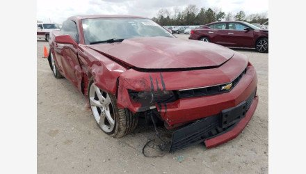 2015 Chevrolet Camaro LT Coupe for sale 101504680