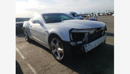 2015 Chevrolet Camaro LT Coupe for sale 101504685