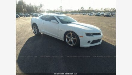 2015 Chevrolet Camaro LT Coupe for sale 101504871