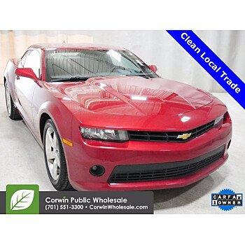 2015 Chevrolet Camaro for sale 101542800