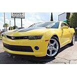 2015 Chevrolet Camaro for sale 101622959