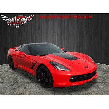 2015 Chevrolet Corvette Coupe for sale 100973507