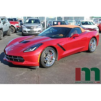 2015 Chevrolet Corvette Convertible for sale 101068995
