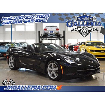 2015 Chevrolet Corvette Convertible for sale 100724419