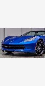 2015 Chevrolet Corvette Convertible for sale 101007882