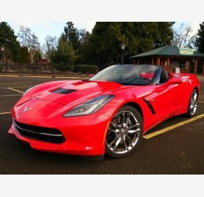 2015 Chevrolet Corvette Convertible for sale 101074939
