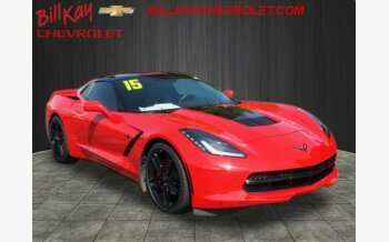 2015 Chevrolet Corvette Coupe for sale 101173717