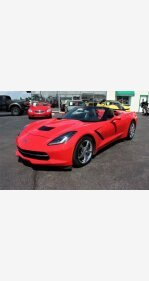 2015 Chevrolet Corvette Convertible for sale 101190129