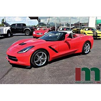 2015 Chevrolet Corvette Convertible for sale 101190129